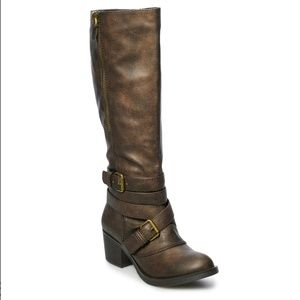 SO Quince Knee high boots